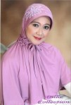 jilbab model tangan manset 4