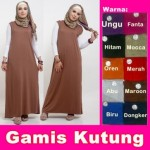 Gamis Kutung Rp.80rb