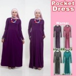 Pocket Dress Rp.80rb