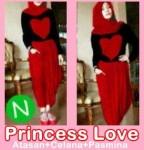 princess love 100