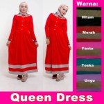 Queen Dress Rp.80rb