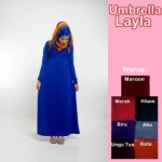 Umbrella Layla Jersey Rp.105rb