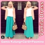 Vanilla Dress Rp.110rb